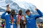 Jungfrau-Marathon: Die Sieger